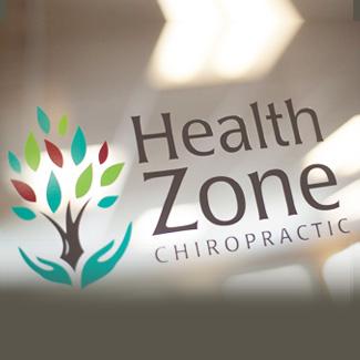 Front Door at Health Zone Chiropractic