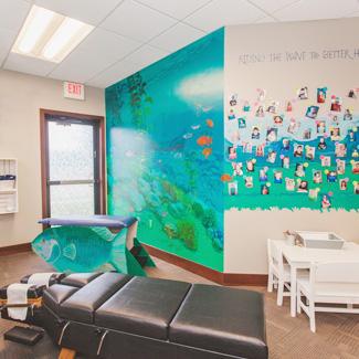 Pediatric Adjusting Room