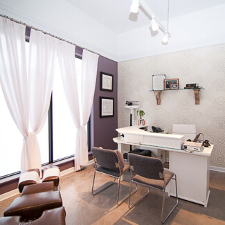Consultation and treatment room