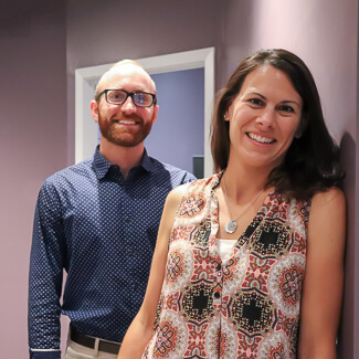 Chiropractors Lakeview, Dr. Luke and Dr. Andrea