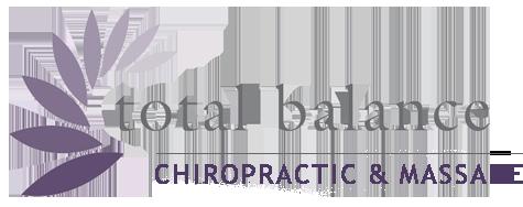 Total Balance Chiropractic logo - Home