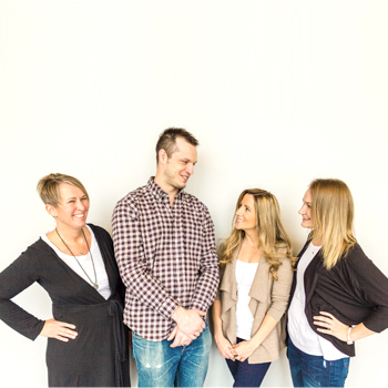 The Paragon Chiropractic & Wellness Center team