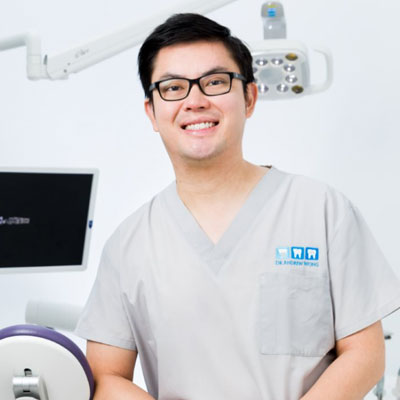 Dr Andrew Wong