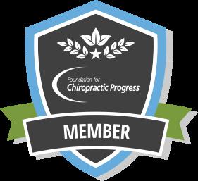chiropractic progress member logo
