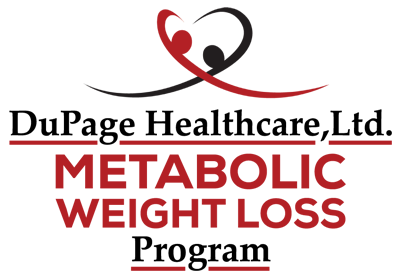 DuPage Healthcare Ltd. Metabolic Weight loss logo