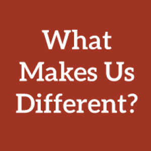 What Makes Us Different Graphic