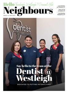 Neighbors Magazine Front Page