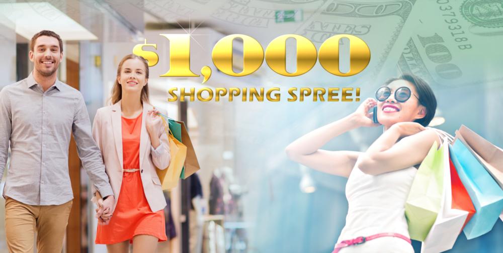 Win a Shopping Spree in Nashville