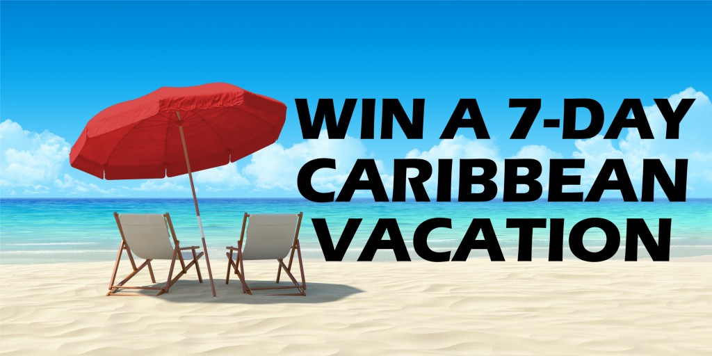 Win A 7-Day Caribbean Vacation For 2 from Batson Chiropractic Group