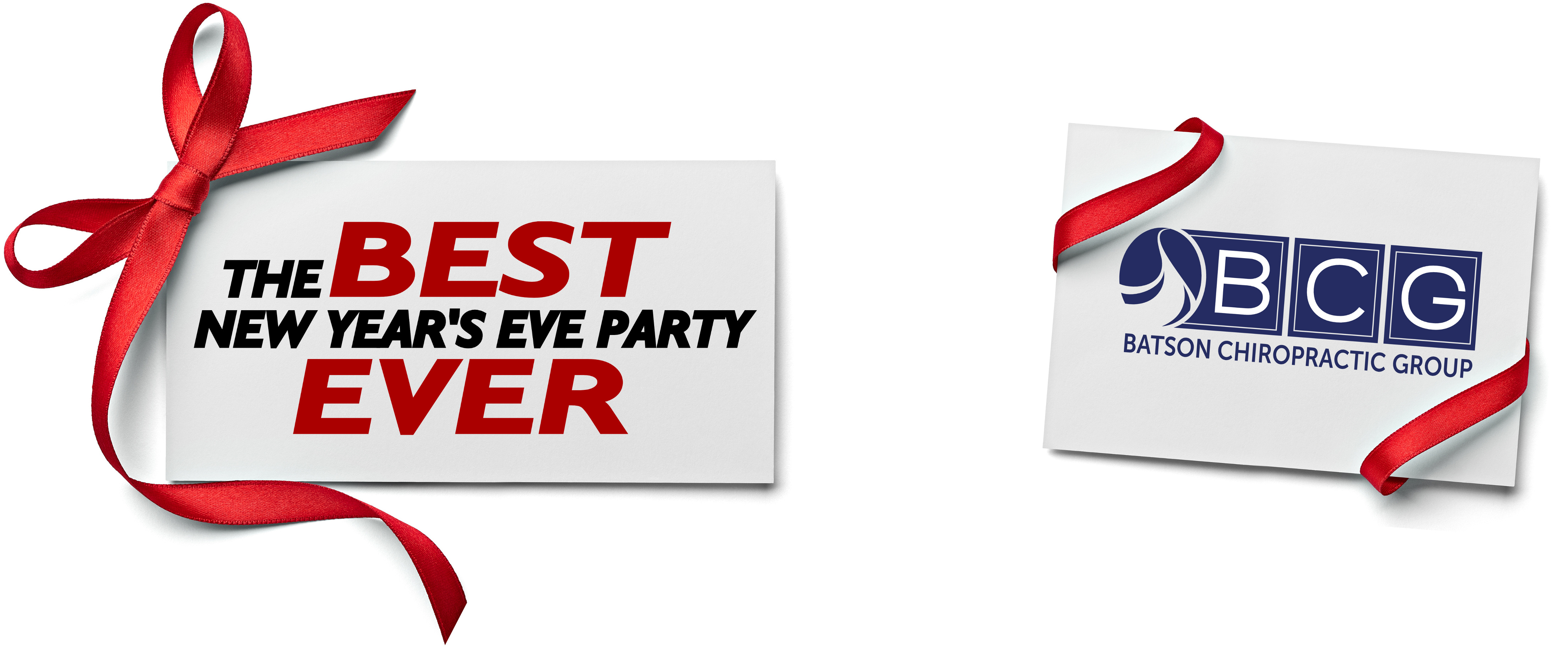 The Best New Years Eve Party Ever Banner