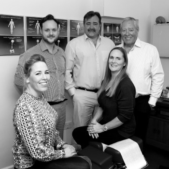 Oxford Chiropractic Clinic Team