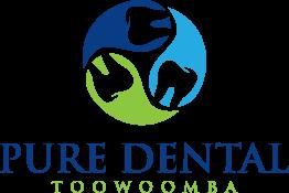 Pure Dental Toowoomba logo - Home