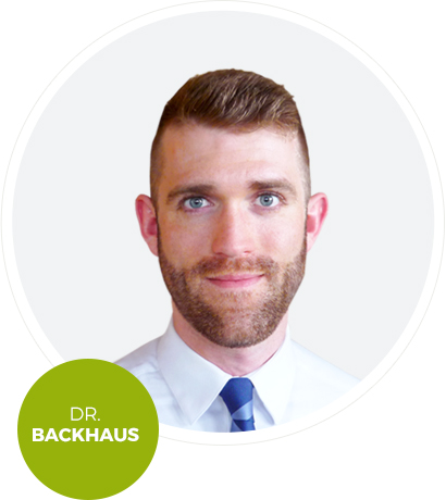Get to Know Dr. Bradley Backhaus
