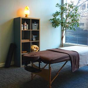 Massage room photo
