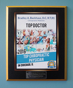 2016 top chiropractic physician