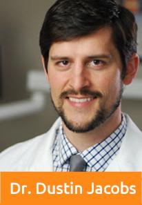 Meet Dr. Dustin Jacobs