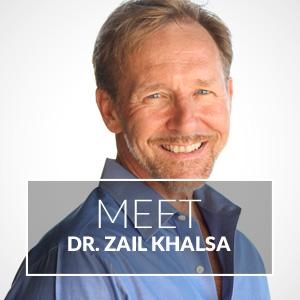 Beverly Hills Chiropractor Dr. Zail Khalsa