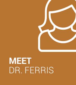 Meet Dr. Ferris