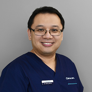 Dr Henry Ho