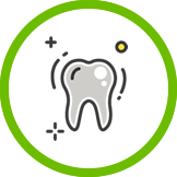 Icon of tooth