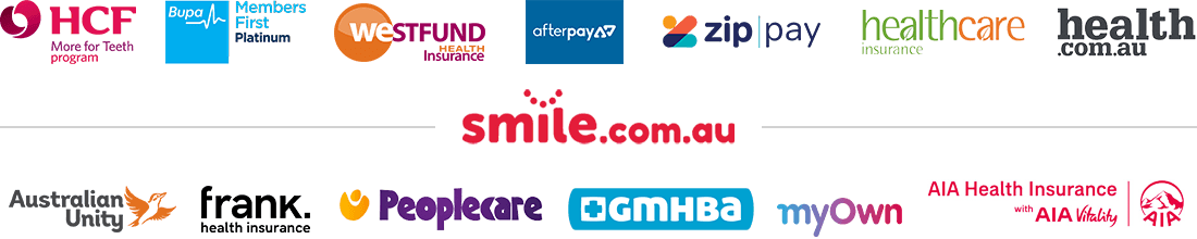 Homepage logos banner