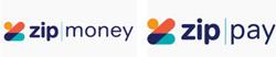 zipmoney and zi-pay logo