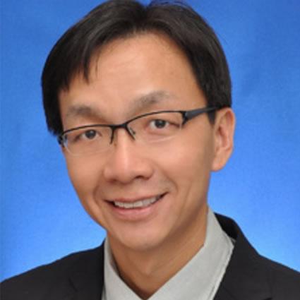 Dr. Aidan Yeo headshot