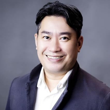 Dr. Gordan Tam headshot
