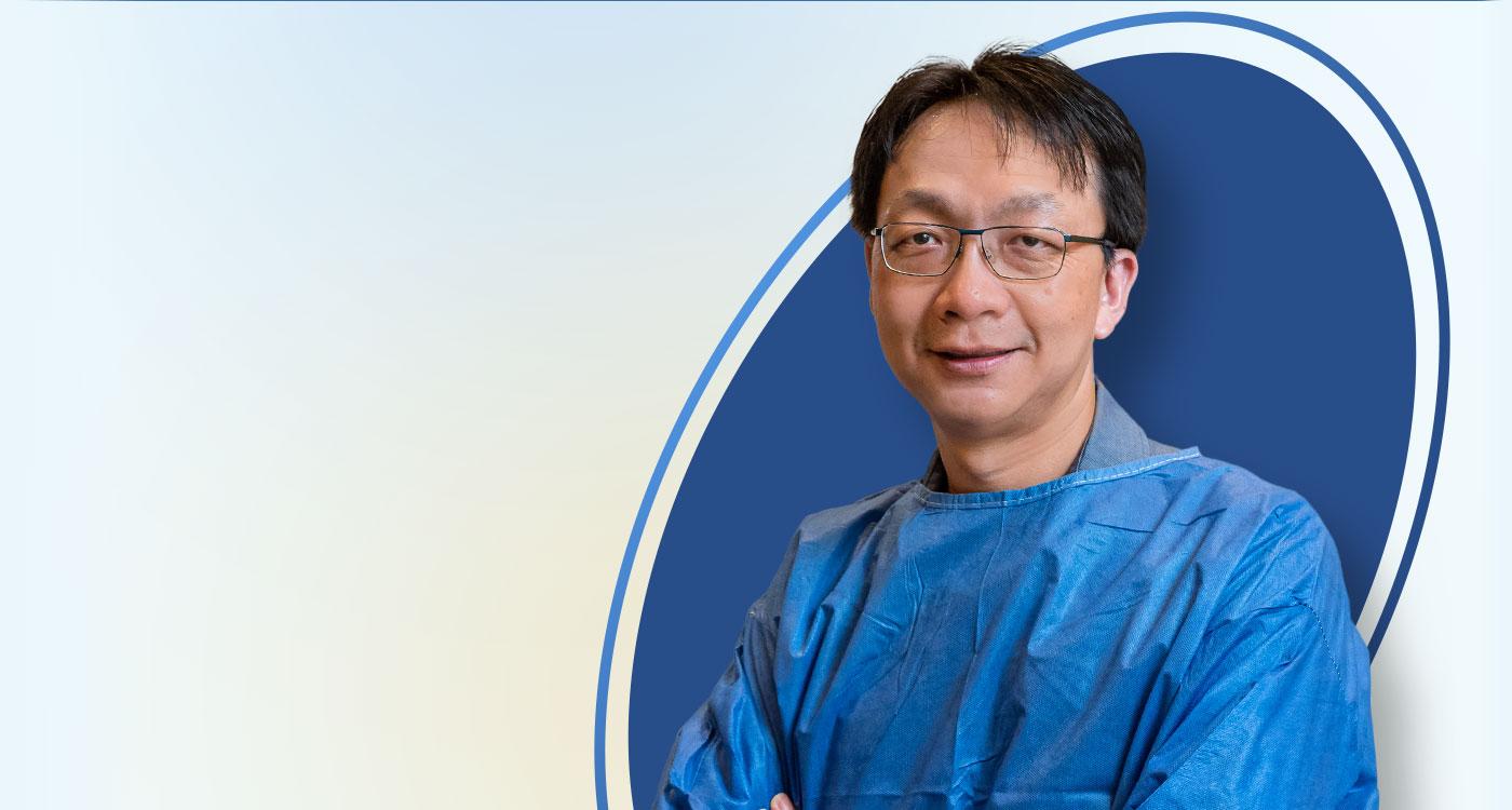 Dr. Aidan Yeo