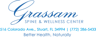 Grassam Family Chiropractic logo - Home