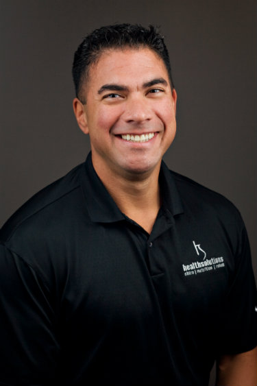 Morton Chiropractor Dr. Rob Richardson