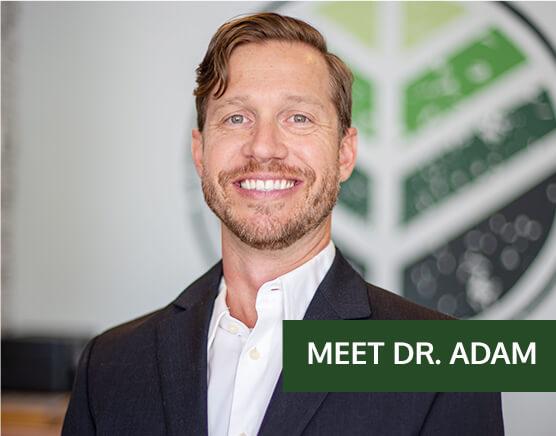 Meet Dr. Adam