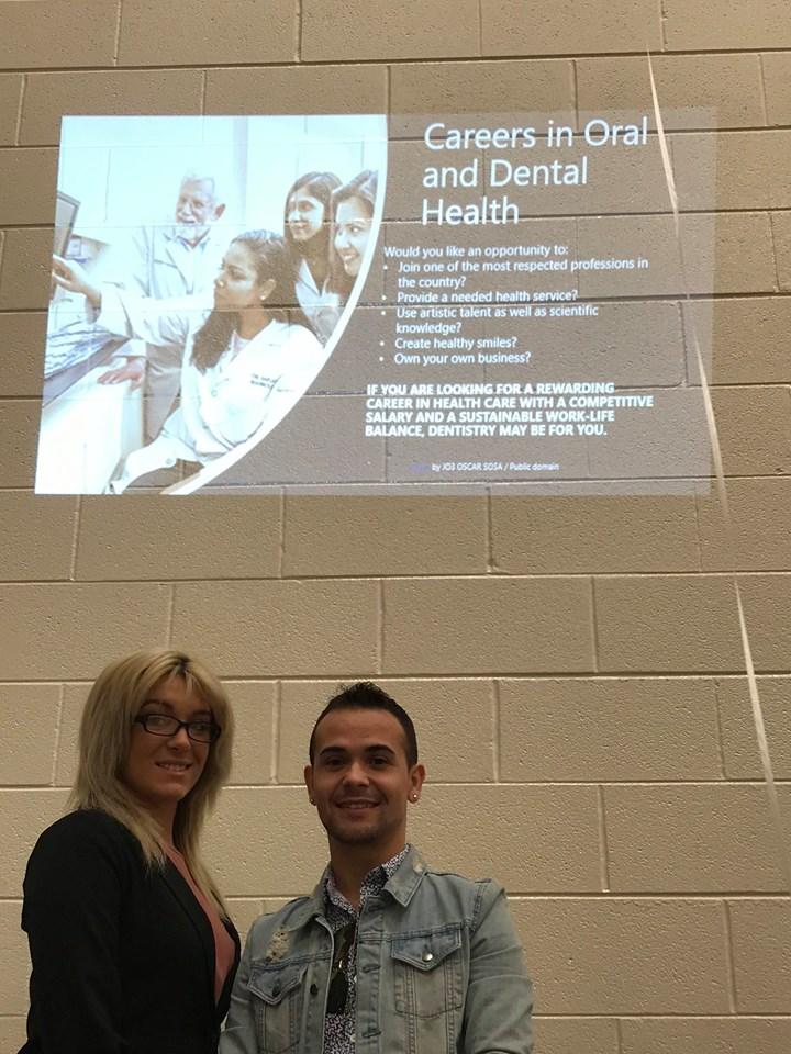 dental health careers presentation