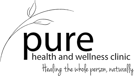 Pure Health and Wellness Clinic logo - Home