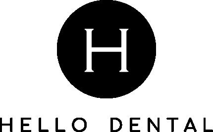 Hello Dental logo - Home
