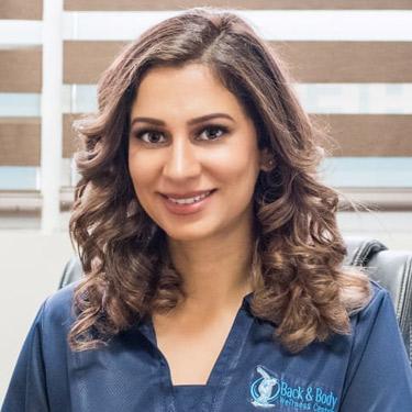 Chiropractor Surrey, Dr. Jasminder Pannu