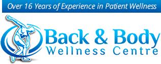 Back & Body Wellness Centre logo - Home
