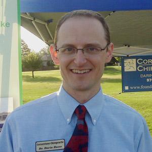 Chiropractor Greeley, Dr. Darin Busse