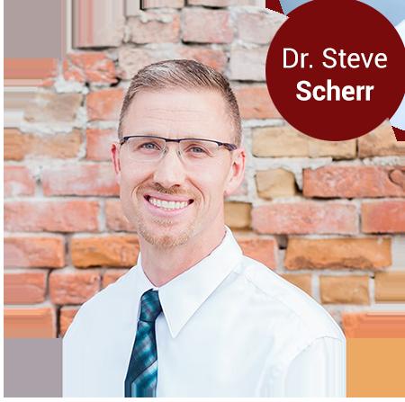 Get to Know Dr. Steve Scherr
