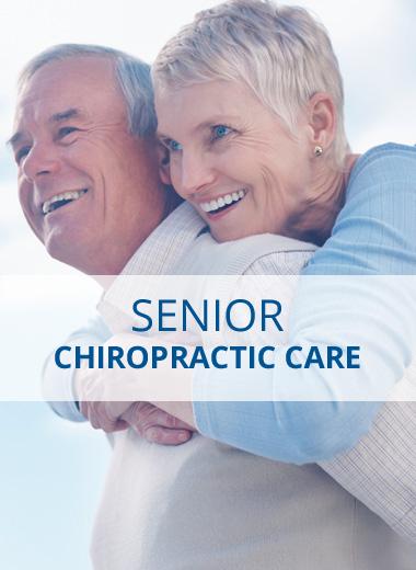 Senior Chiropractic Care