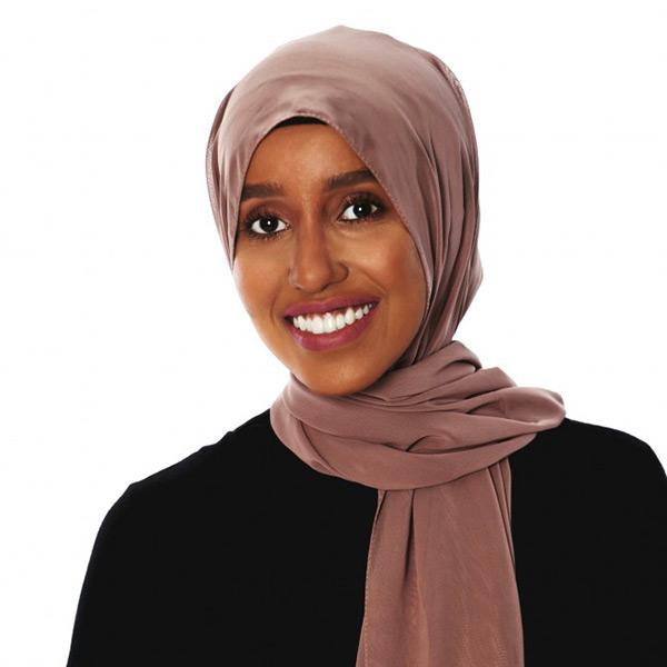 Khadija, Physiotherapist