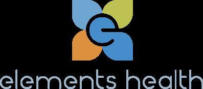 Elements Health logo - Home