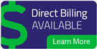direct billing available