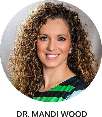 Get to know Dr. Mandi Wood