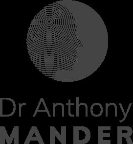 Dr Anthony Mander logo - Home