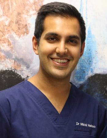 Dr Mikhil