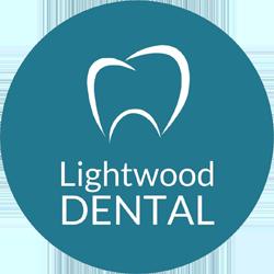 Lightwood Dental logo - Home