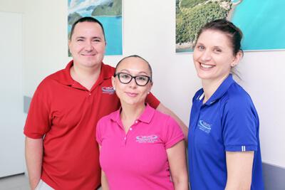 The team at Kirwan Complete Care