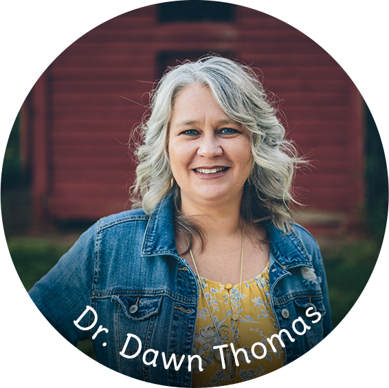 Get to know Dr. Dawn Thomas