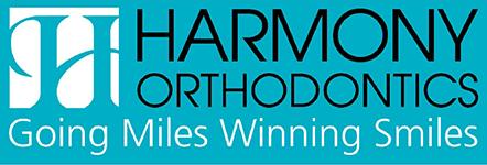 Harmony Orthodontics logo - Home